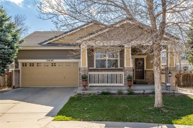 15630 Longford Court, Parker, CO 80134 (#3026305) :: Wisdom Real Estate