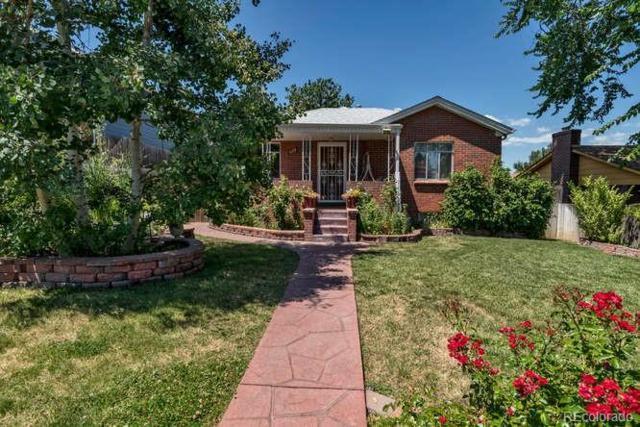 5139 Raleigh Street, Denver, CO 80212 (MLS #3026361) :: 8z Real Estate