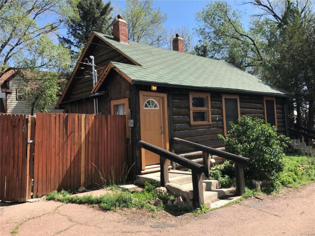 2418 N Chestnut Street, Colorado Springs, CO 80907 (MLS #3026439) :: 8z Real Estate