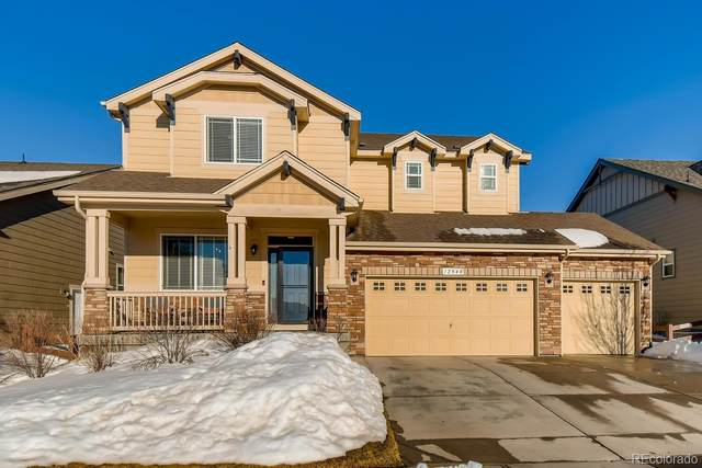 12940 Coffee Tree Street, Parker, CO 80134 (#3026447) :: My Home Team