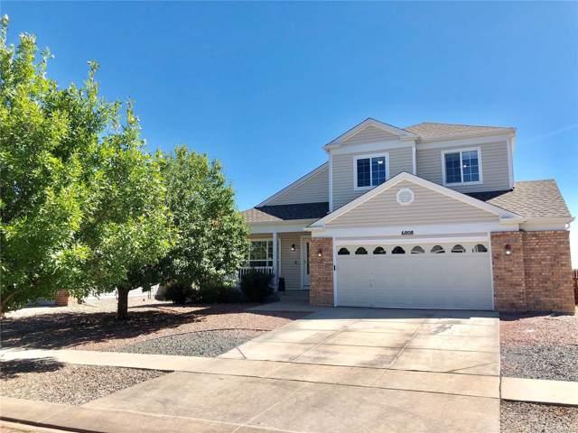 6808 Balance Circle, Colorado Springs, CO 80923 (MLS #3026536) :: 8z Real Estate