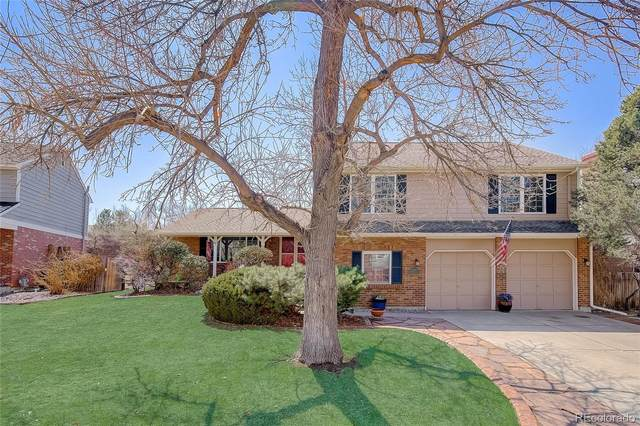 3858 E Phillips Circle, Centennial, CO 80122 (#3026549) :: The Harling Team @ HomeSmart
