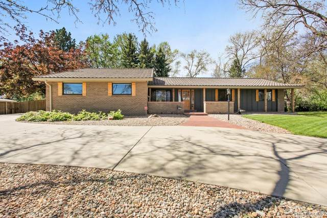 13910 W 32nd Avenue, Golden, CO 80401 (#3027200) :: The Heyl Group at Keller Williams
