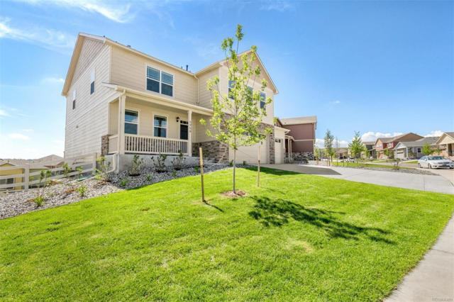 5958 High Timber Circle, Castle Rock, CO 80104 (#3027313) :: HomePopper