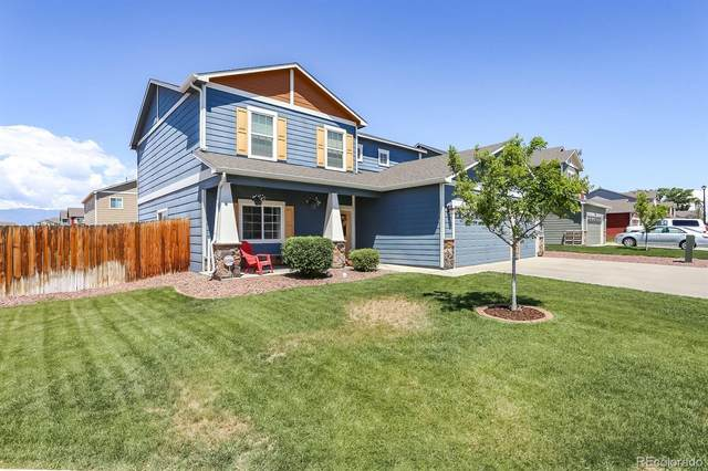 3723 Saguaro Circle, Colorado Springs, CO 80925 (#3027338) :: The Griffith Home Team