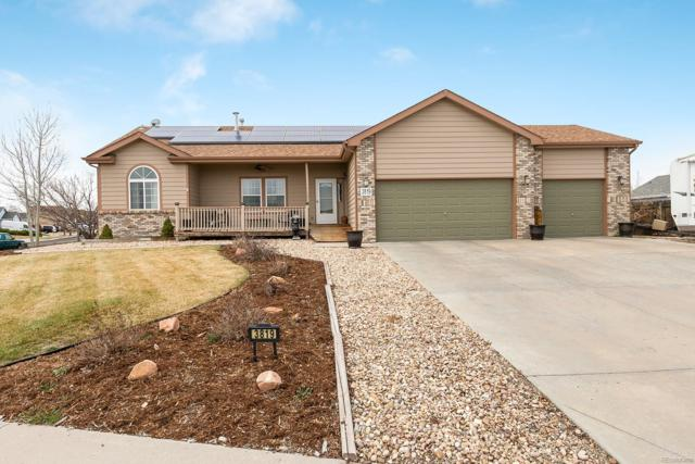 3819 Harbor Lane, Evans, CO 80620 (#3027493) :: Mile High Luxury Real Estate