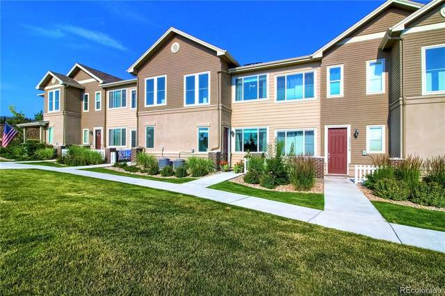 15446 W 64th Loop C, Arvada, CO 80007 (#3027602) :: Kimberly Austin Properties