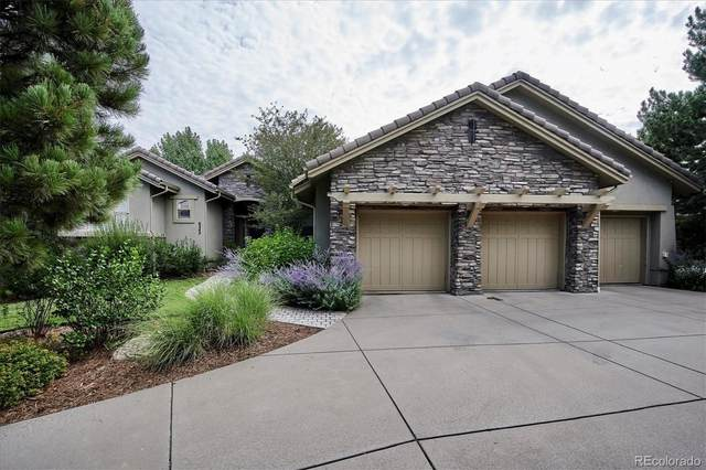 6245 El Diente Peak Place, Castle Rock, CO 80108 (#3027723) :: The HomeSmiths Team - Keller Williams