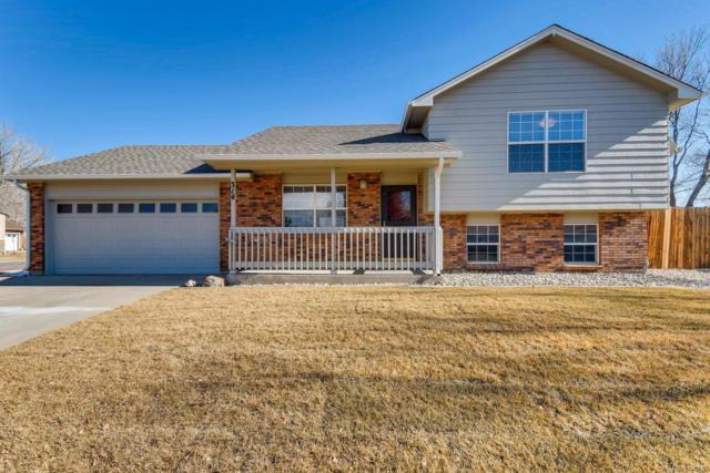 314 S 32nd Avenue, Brighton, CO 80601 (#3027797) :: 5281 Exclusive Homes Realty