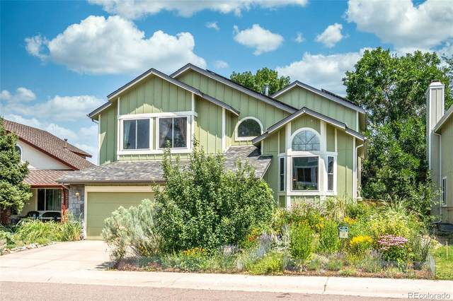 9356 Pepperwood Lane, Highlands Ranch, CO 80126 (MLS #3027939) :: Clare Day with Keller Williams Advantage Realty LLC