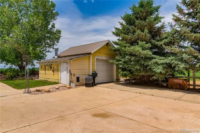 14885 County Road 74, Eaton, CO 80615 (#3028063) :: Wisdom Real Estate