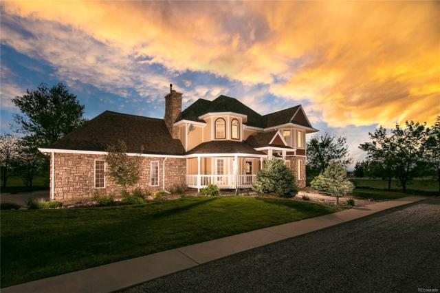 9743 Yellowstone Road, Longmont, CO 80504 (#3028064) :: The Galo Garrido Group