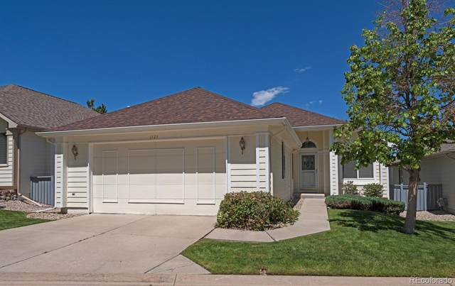 1929 Five Iron Drive, Castle Rock, CO 80104 (#3028165) :: The Griffith Home Team
