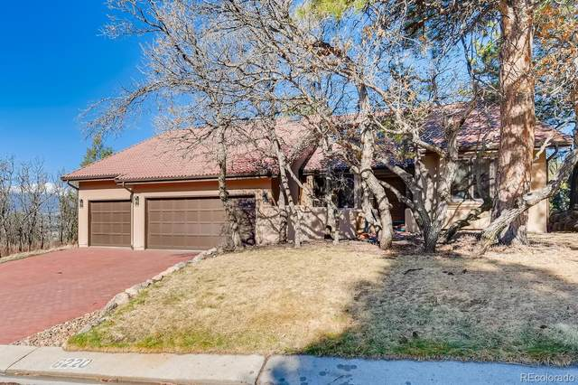 6220 Spurwood Drive, Colorado Springs, CO 80918 (#3028429) :: Mile High Luxury Real Estate