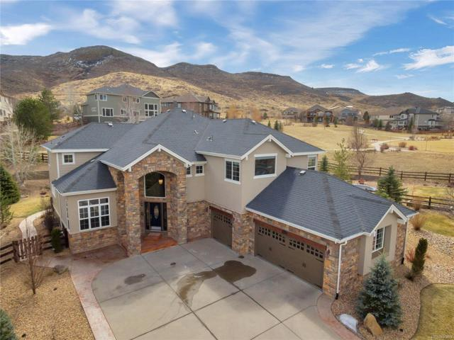 19358 W 53rd Place, Golden, CO 80403 (#3029063) :: The Pete Cook Home Group