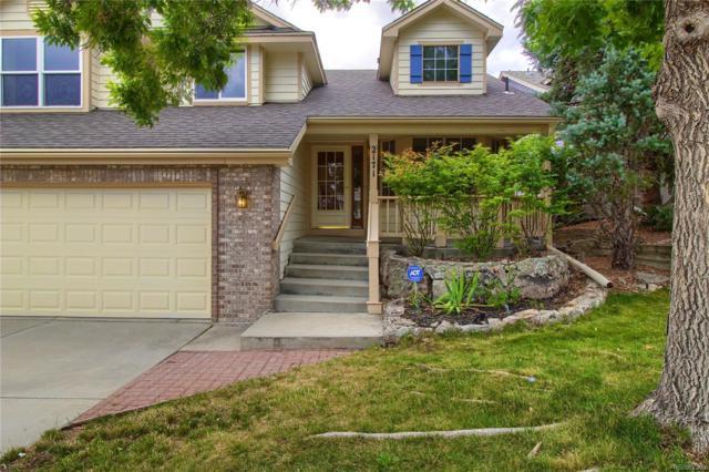 2171 S Eldridge Street, Lakewood, CO 80228 (#3029444) :: The Heyl Group at Keller Williams
