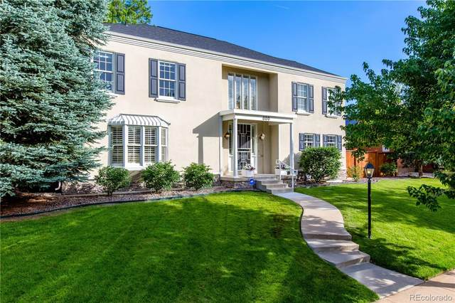 800 S Medea Way, Denver, CO 80209 (#3029967) :: The DeGrood Team