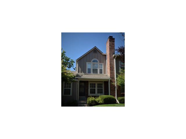 9686 W Chatfield Avenue B, Littleton, CO 80128 (MLS #3030232) :: 8z Real Estate