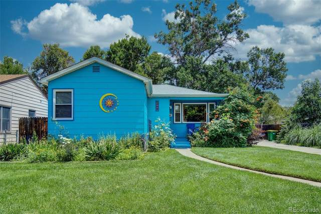4340 S Pennsylvania Street, Englewood, CO 80113 (#3030291) :: Kimberly Austin Properties