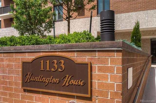 1133 Race Street 4A, Denver, CO 80206 (#3030333) :: Wisdom Real Estate