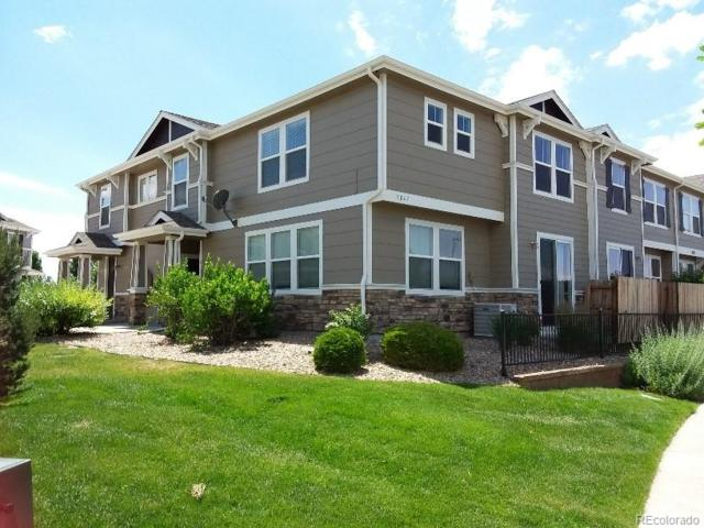 9047 Apache Plume Drive D, Parker, CO 80134 (#3030491) :: HomeSmart Realty Group