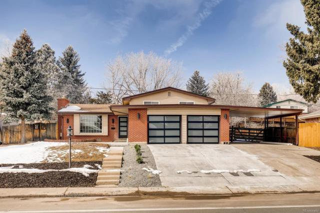 749 S Alkire Street, Lakewood, CO 80228 (MLS #3030530) :: Bliss Realty Group