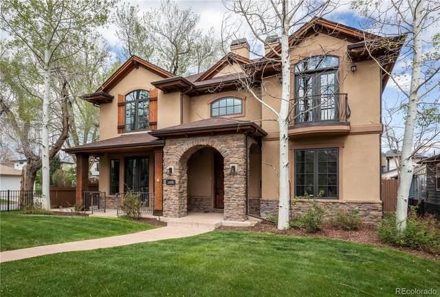 1600 S Elizabeth Street, Denver, CO 80210 (#3030925) :: Berkshire Hathaway HomeServices Innovative Real Estate