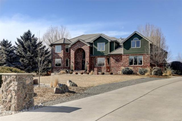 7719 Crestview Lane, Niwot, CO 80504 (#3031043) :: The Heyl Group at Keller Williams