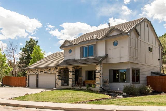705 Carlson Drive, Colorado Springs, CO 80919 (#3031428) :: The Griffith Home Team