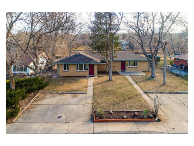 8752 W 46th Avenue, Wheat Ridge, CO 80033 (MLS #3031501) :: 8z Real Estate