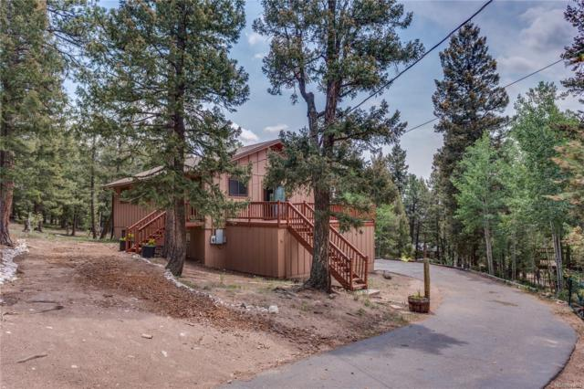 30652 Kings Valley, Conifer, CO 80433 (#3031531) :: The Griffith Home Team