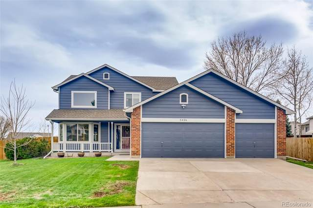 5426 W 112th Place, Westminster, CO 80020 (#3031627) :: The Dixon Group