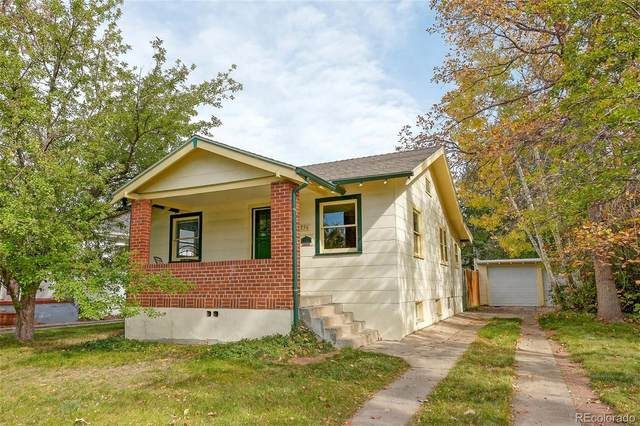 2356 S Gilpin Street, Denver, CO 80210 (#3031731) :: Berkshire Hathaway Elevated Living Real Estate