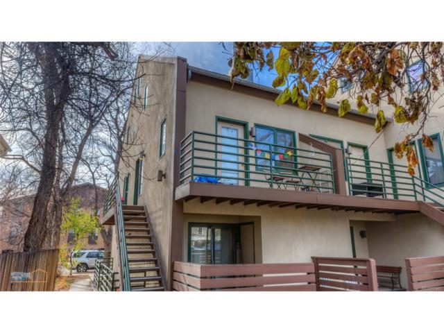 1825 Marine Street #13, Boulder, CO 80302 (#3031859) :: The Galo Garrido Group