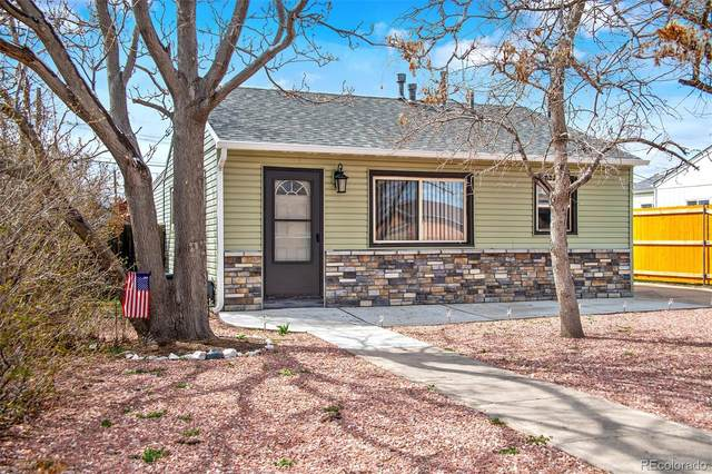 5509 Krameria Street, Commerce City, CO 80022 (#3031863) :: The Peak Properties Group