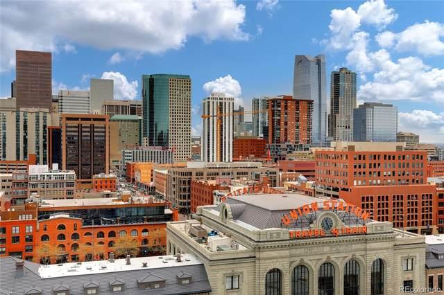 1750 SE Wewatta Street #1300, Denver, CO 80202 (MLS #3031970) :: 8z Real Estate