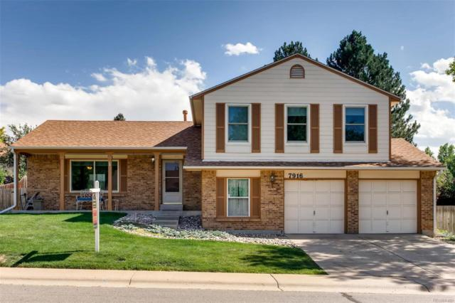 7916 S Logan Drive, Littleton, CO 80122 (#3032474) :: Wisdom Real Estate