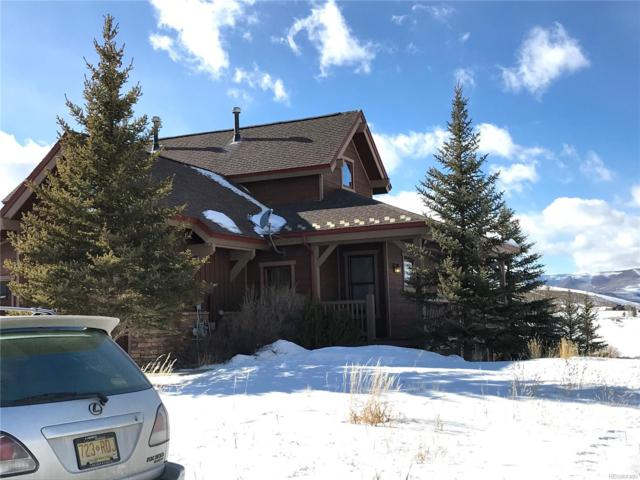 1580 Mountain Sky Lane, Granby, CO 80446 (#3032584) :: Structure CO Group