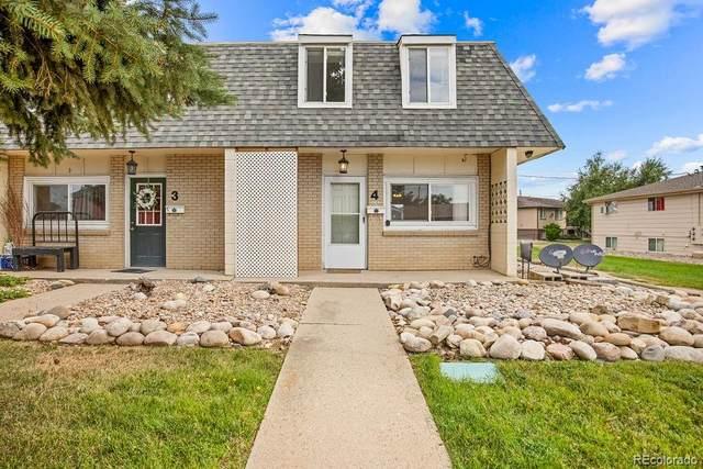 933 16th Street SW #4, Loveland, CO 80537 (MLS #3032865) :: Find Colorado