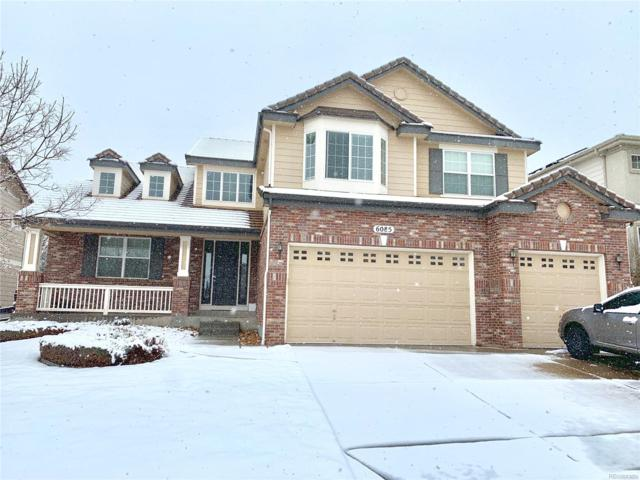 6085 S Oswego Street, Greenwood Village, CO 80111 (#3032869) :: Colorado Home Finder Realty