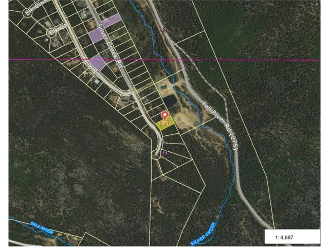 Vacant Land, Idaho Springs, CO 80452 (MLS #3032953) :: 8z Real Estate