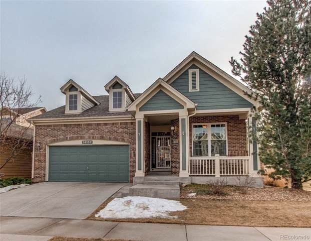 14164 W 84th Place, Arvada, CO 80005 (#3033299) :: The DeGrood Team