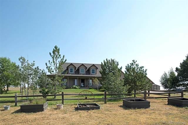 10103 County Road 174, Kiowa, CO 80117 (MLS #3033601) :: Bliss Realty Group