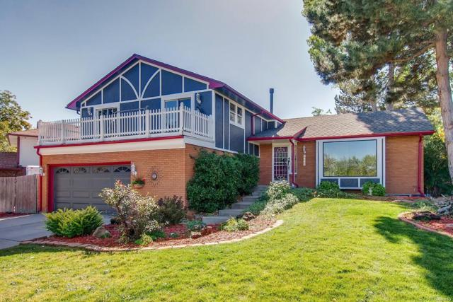 8440 W 72nd Place, Arvada, CO 80005 (#3033934) :: The Tamborra Team