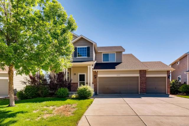 16767 E Prairie Wind Avenue, Parker, CO 80134 (#3034072) :: Wisdom Real Estate