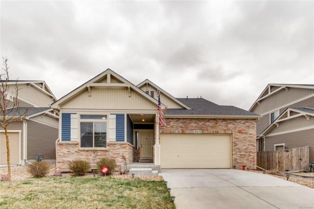 10630 Worchester Drive, Commerce City, CO 80022 (#3034092) :: The Healey Group