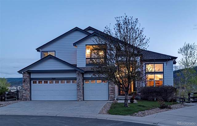 7629 Chickaree Place, Littleton, CO 80125 (#3034319) :: The Healey Group