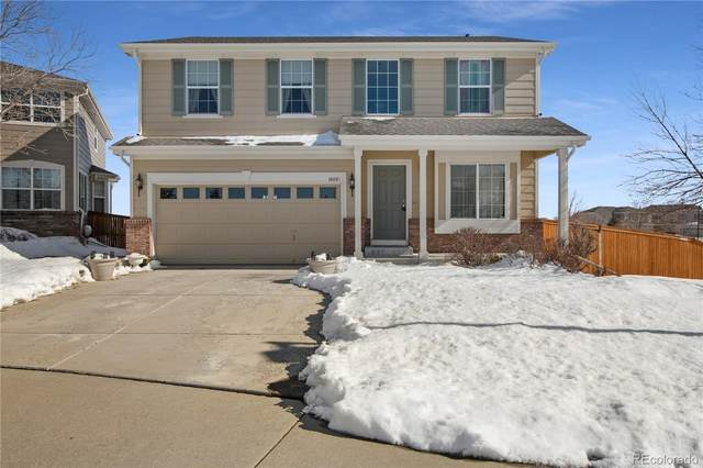 16881 Trail View Circle, Parker, CO 80134 (#3034365) :: The Griffith Home Team