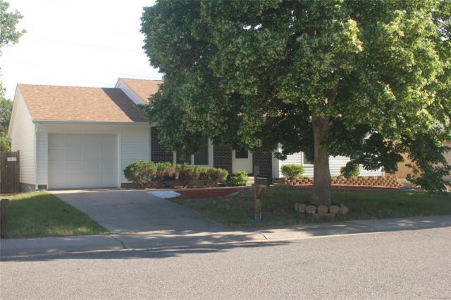 1885 S Sedalia Circle, Aurora, CO 80017 (#3034766) :: Wisdom Real Estate