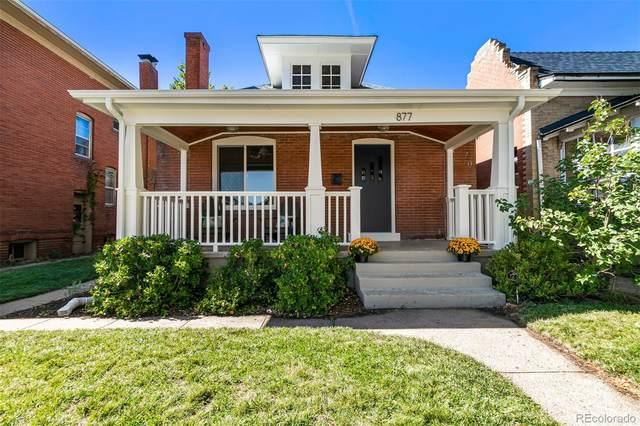 877 S Pearl Street, Denver, CO 80209 (#3034775) :: Wisdom Real Estate